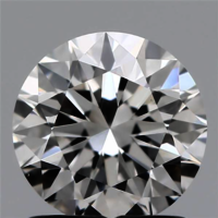 Round Brilliant Cut Lab Grown 1.04ct F VVS2 IGI Certified Diamond 414082394