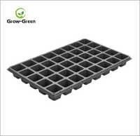 Injection Moulded Plastic Trays
