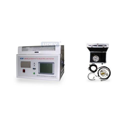 Oil Resistivity Tester Oil Tan Delta Tester Udey Test Kits