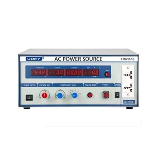 Variable Frequency AC Source Udey Test Kits