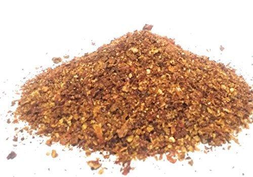Oven Dried Bhut Jolokia Chilli Pepper Flakes