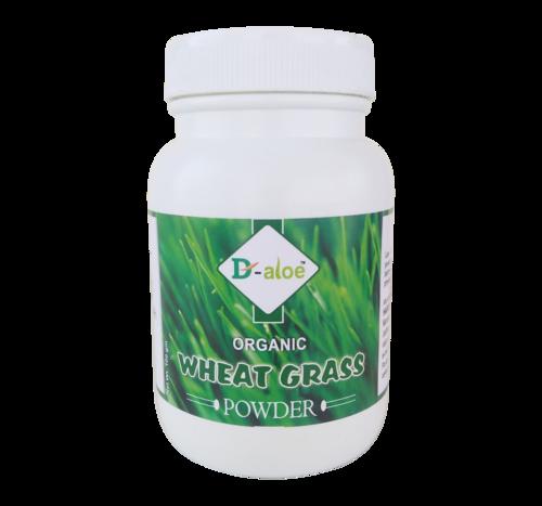 Orgaic Wheatgrass Powder