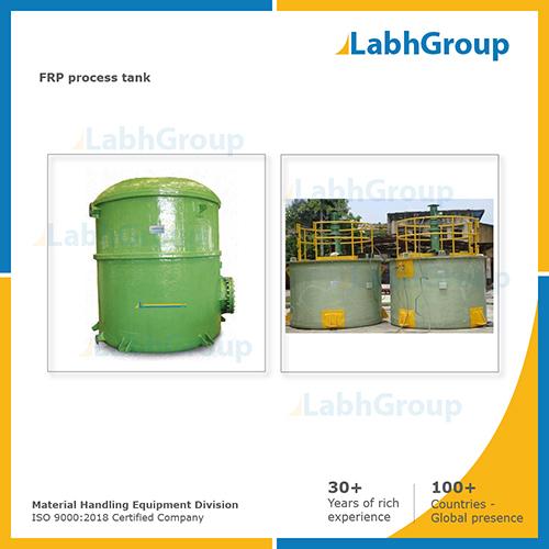 Frp Process Tank