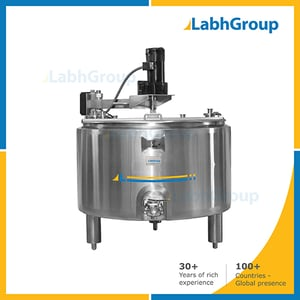 Stainless Steel Vertical Mixing Tank