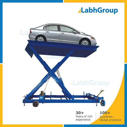 Hydraulic Car Lift Table