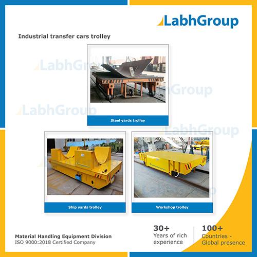 Industrial Transfer Cars Trolley
