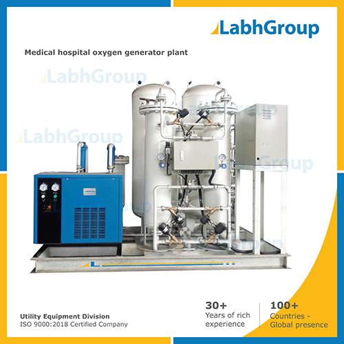 Medical Hospital Oxygen Generator Machine - Production Plant