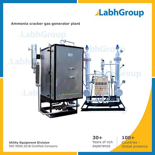 Ammonia Cracker Gas Generator Machine - Production Plant
