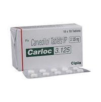 Carvedilol Tablet