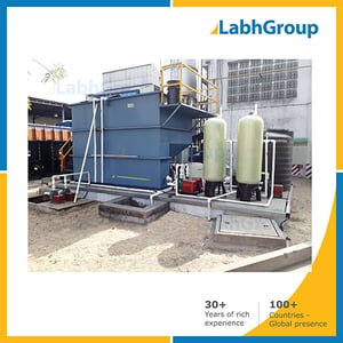 Sewage Treatment Machine - Turnkey Plant