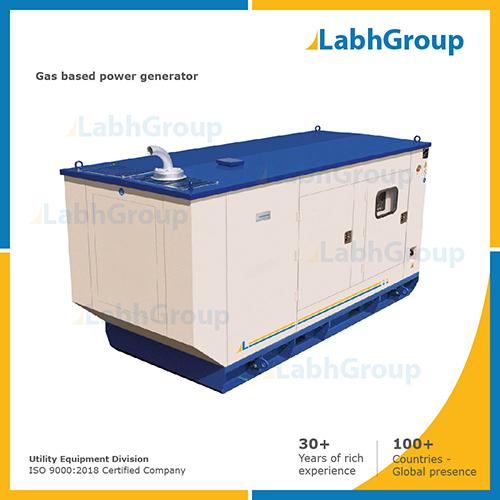 Gas Based Power Generator
