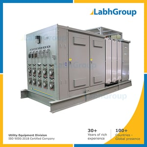 Packaged Electrical Substation