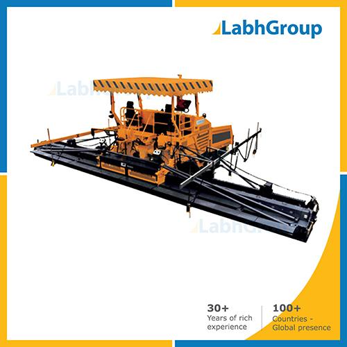 Asphalt Road Paver Machine