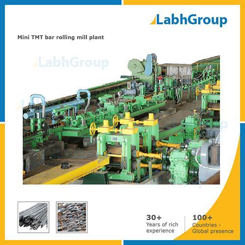Mini Tmt Bar Rolling Mill Plant