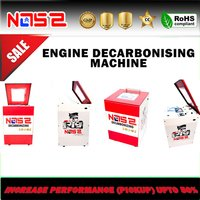 Decarbonising Machine For Car