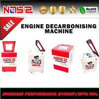 Decarbonising Machine For Car