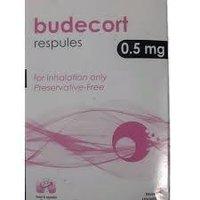 Budecort 0.5mg Respules