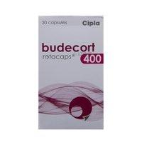 Budecort 400 Rotacap Capsules