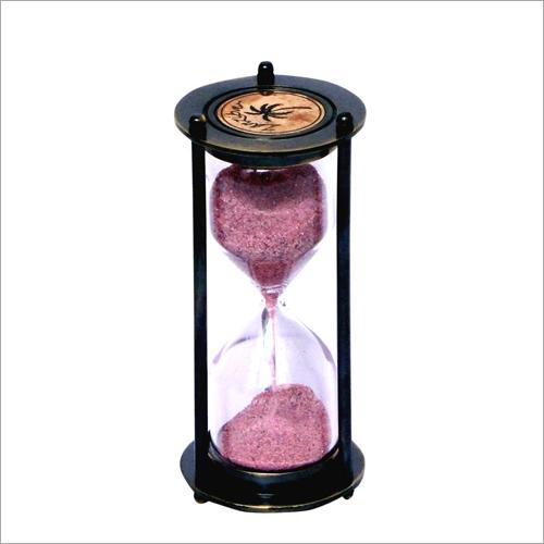 Brass Sand Clock
