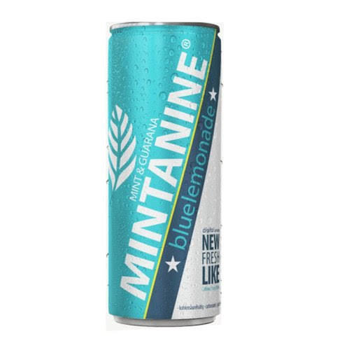 Mintanine Blue Lemonade (Pack of 24)