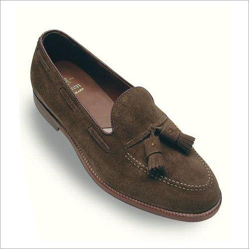 Suede Tassel Moccasins Shoes