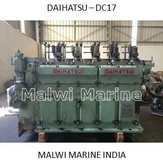 DAIHATSU-DC17-Engine Crankshaft Parts
