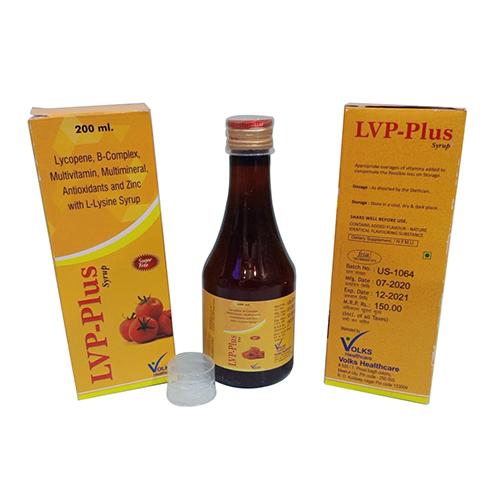 LVP-Plus Syrup