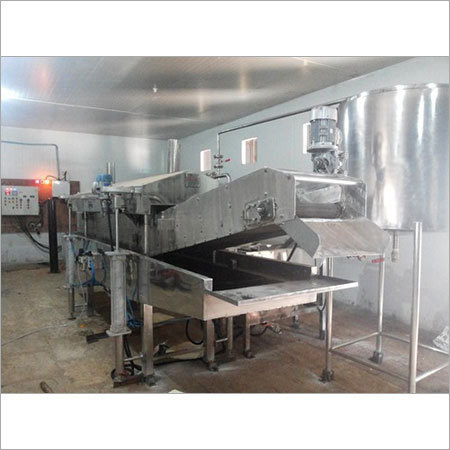 Automatic Continuous Namkeen Fryer