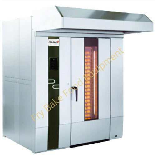 Wood Rotary Rack Oven