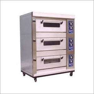 Dack Oven Bakery Machine