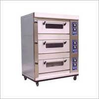 Dack Oven Bakery Machine