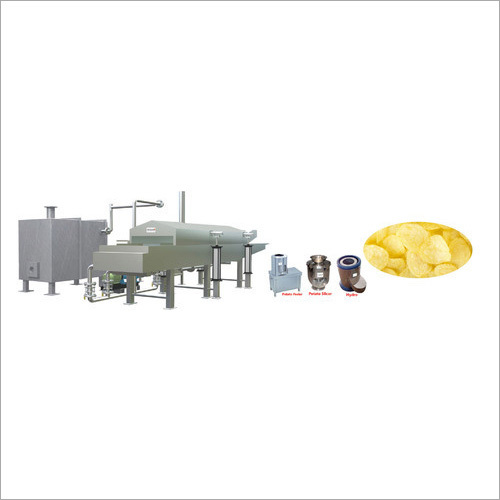 Potato Chips Frying System