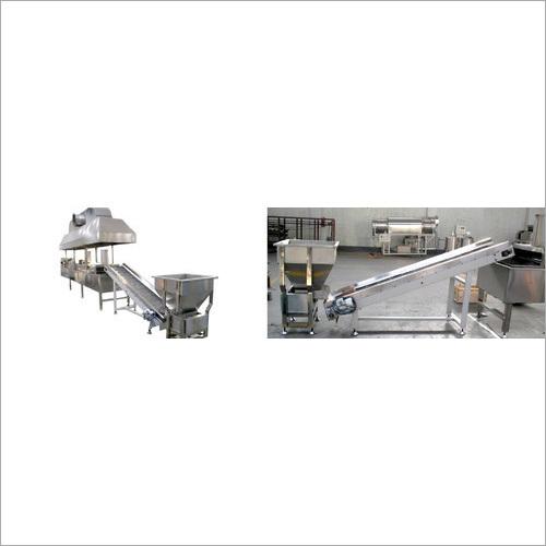 Semi Automatic Peas (Mattar) And Chana Dal Fryer