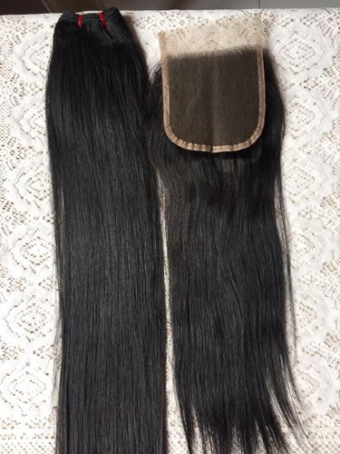 Natural Black Indian Human Hair
