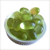 Moringa Oleifera Soft Gelatin Capsules