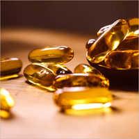 Omega 3 Fatty Acid Soft Gelatin Capsules