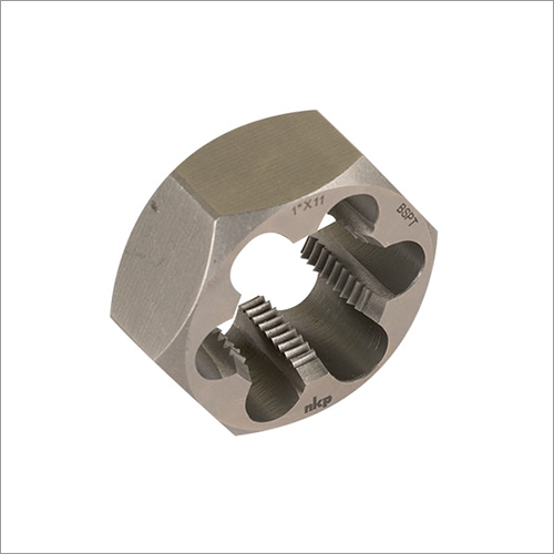 Hexagonal Rethreading Die Nut