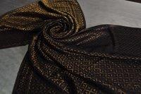 Fine Wool Zari Self Shawls