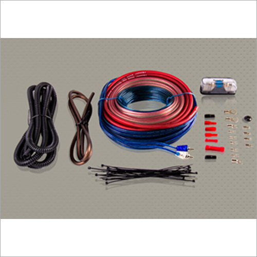 Car Audio Installation Accessories