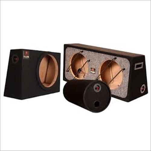 Car Speaker Enclosure