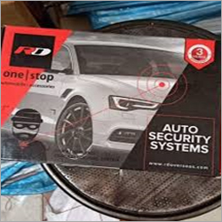 Auto Security System
