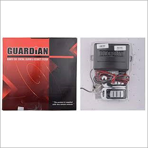 Guardian Central Locking System