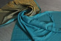 Fine Wool Zari Reversible Shawls