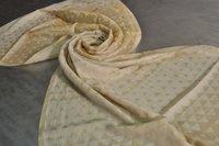 Fine Wool Zari Pyramid Stole