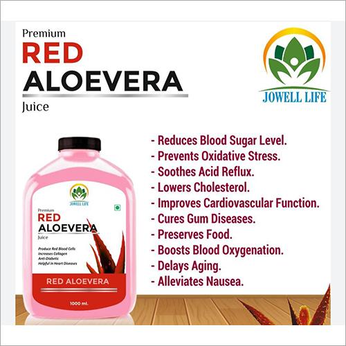 1000 ml Red Alovera Juice