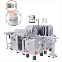 Dual Channel Bottle Aggregation Machine