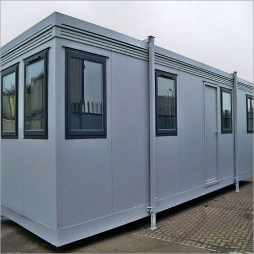 20 Feet Prefabricated Site Office Cabin