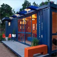Modular Container Cabin