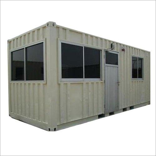 Rectangular Office Cabin