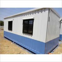 MS Coated Porta Cabin